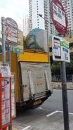 20151219 Chung Ki House Tin Chung Court Bus Stop sign