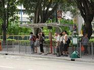 Lower Ngau Tau Kok Estate bus stop(27-5-13)