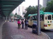 慈北三期小巴總站後景