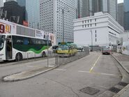 Central Old Star Ferry GMB, Taxi stand Aug12
