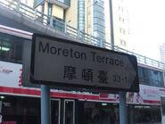 Moreton Sign