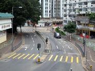 Tai Hang Tung Road near Manhing 20180413