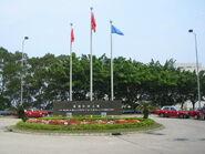 HKUST Main Gate