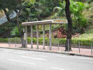 Morse Park Open-Air Theatre bus stop---- (13-12-13)