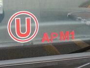 APM1 Fleet Number