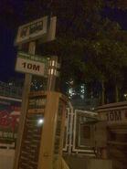 10M WOG minibus stop