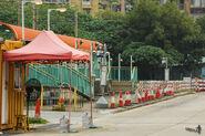 Hung Tin Road Emergency Platform 20151014