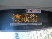 RV3531 New Stop Reporter