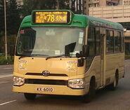 ToyotacoasterKX6010,KL78