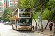 Yuen Long Park Bus Terminus 68E 20151128