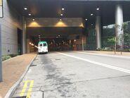 Cyberport Bus Terminus Entrance