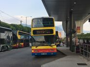 890 CTB Airport Shuttle Bus Route AAA 24-09-2019