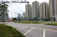 Mok Chun Street Roundabout