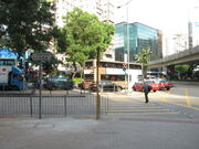Tai Po Road south entrance
