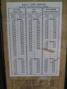 NR336 timetable