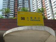 CTB 98 Lei Tung Estate Stop flag 2011