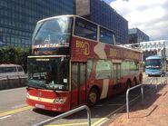 13 Big Bus Blue route