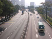 Tai Po Road Sha Tin Wo Che Footbridge 1