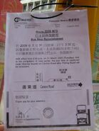 Peking Road Canton CTB notice