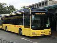 TF8041(08) Lok Ma Chau – Huanggang Cross-boundary Shuttle Bus Service 08-10-2017