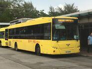 PU2142(20) Lok Ma Chau – Huanggang Cross-boundary Shuttle Bus Service 19-06-2018