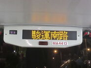 LWB 8XX Stop reporter(MA4413)