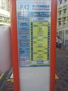 R42 BUS STOP