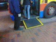 CTB Trident wheelchair ramp