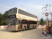 ATS37 run 79K in Ta Kwu Ling temporary bus terminus