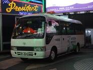 Toyota Coaster Tai Lam Tunnel HP3040