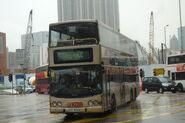 KT8144 Green Bus display