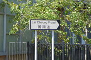 Lai Cheung Road 201805
