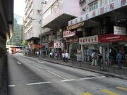 Cheung Sha Wan Road south entrance