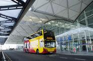 Airport PTB Gate 1 CTB 8004