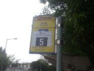 Felix Villas CTB 5 Stop flag