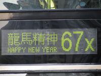 67X Lunar New Year Display