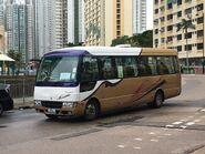 EL9668 Horizon Plaza Shuttle Bus 03-08-2019