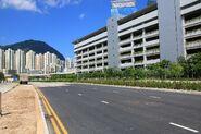 Shing Kai Road outside EMSD HQ