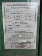 NR92 timetable Apr12