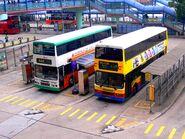 NWFB VA6@905,CTB 957@40M Wan Chai Ferry
