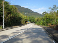 South Lantau Road near SLSCS 20191209