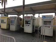 Three bus stop office in Lok Ma Chau Control Point