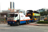 CTB 8515 Vehicle Detention and Examination Centre Kowloon Bay 201803 -2