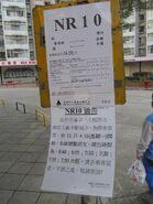 NR10 timetable eff 20131104