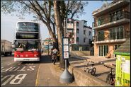Tai Tong Bus Terminus 20150110