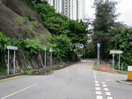 Castle Peak Road Tsuen Wan near CPRTK 20170719