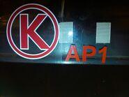 KMB AP1 HY1677 depot logo