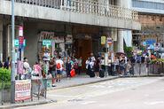 Sai Wan Ho Station 201707