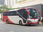 Jackson Bus KN323 MTR Free Shuttle Bus TKL4 09-10-2019