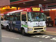 CK2386 Mong Kok to Wong Tai Sin 03-01-2019